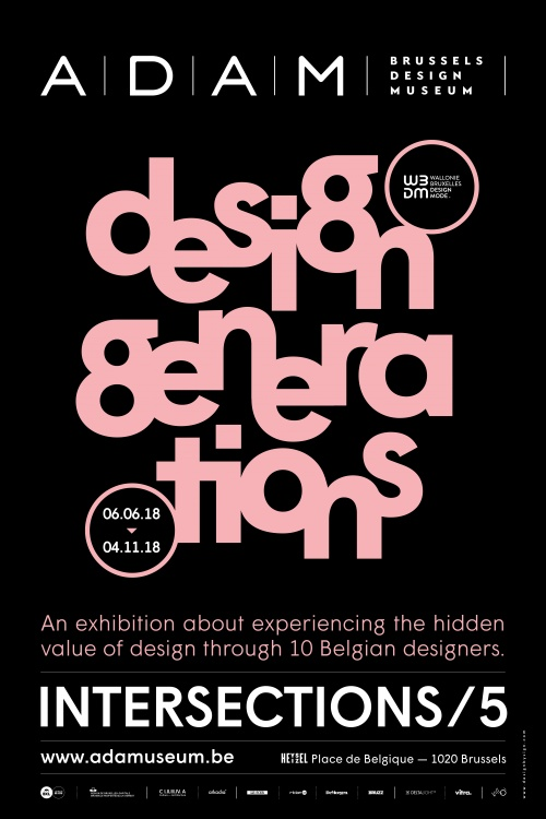 affiche expo design generations