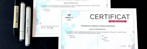 iol labellisé chèques-entreprises!
